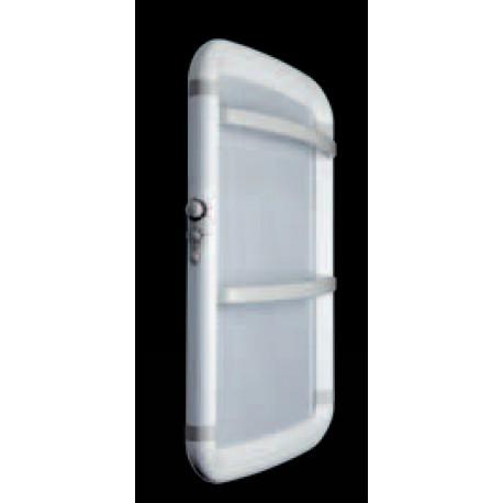 Acanto 70 - grzejnik łazienkowy na podczerwień