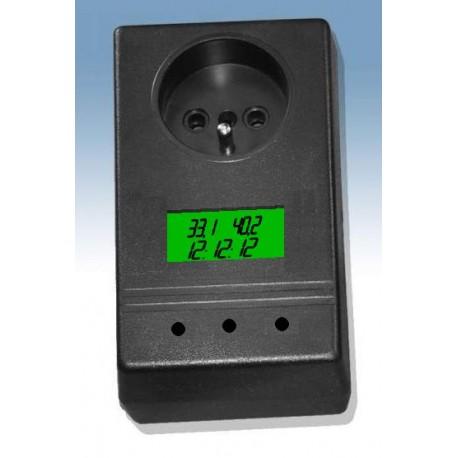 Regulator temperatury PRT1S z czujnikiem wewnętrznym