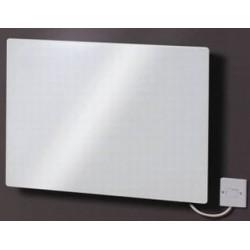 Grzejnik panelowy szklany Girona (biała) 050 ze sterowaniem elektronicznym Dimplex 0,5 kW
